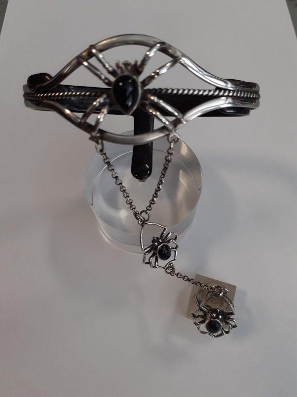BRACELET SPIDER/RING