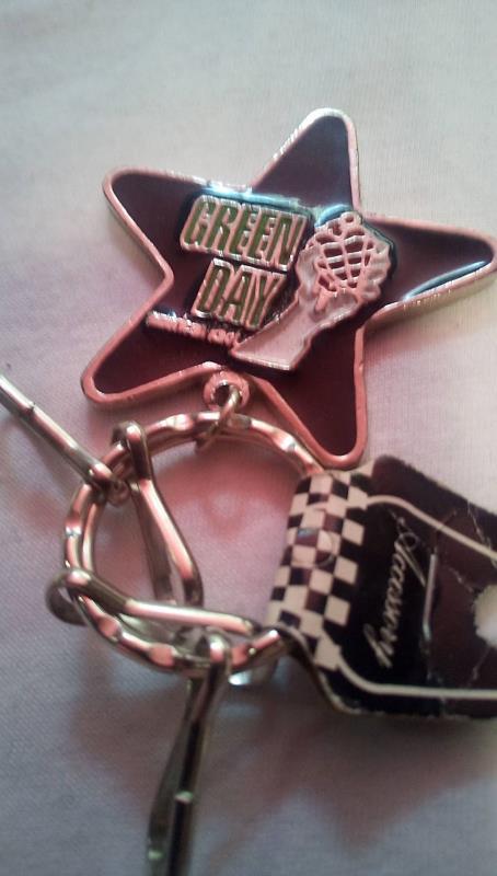 GREEN DAY KEYS