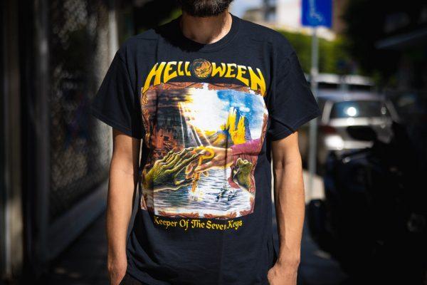 HELLOWEEN-KEEPER OF THE SEVEN KEYS