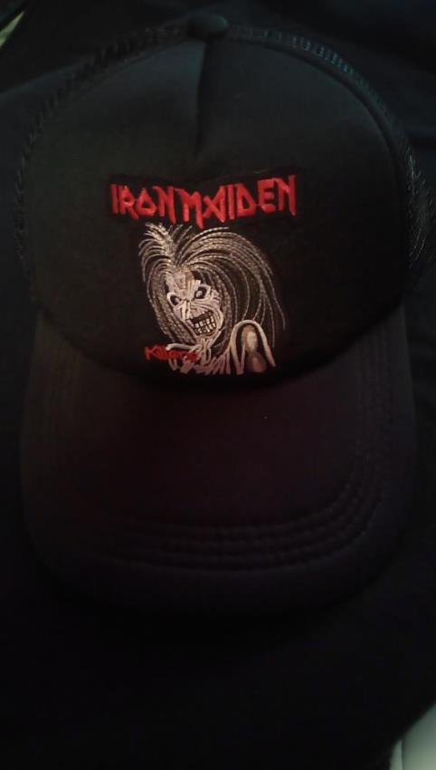IRON MAIDEN HAT
