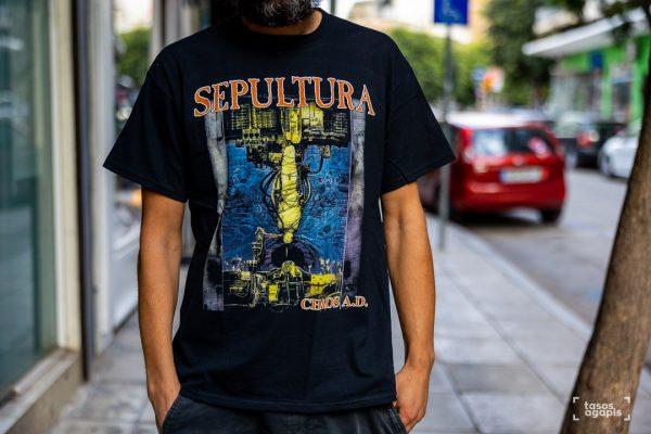 SEPULTURA-CHAOS AD