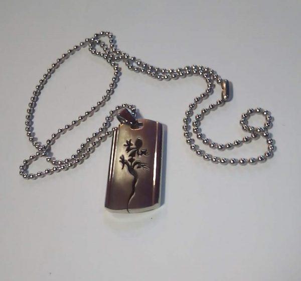 necklace lizard
