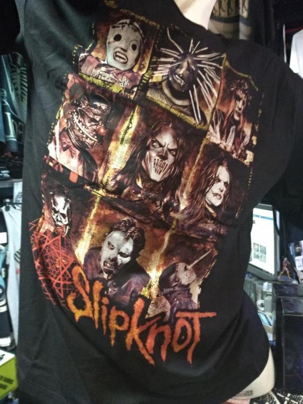 slipknot band xl