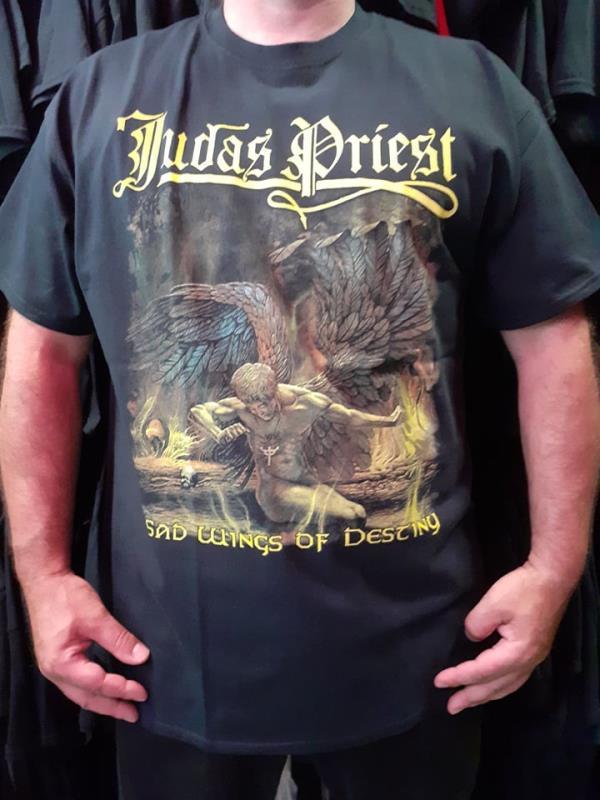 JUDAS PRIEST-SAD WINGS OF DESTINY