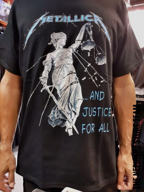 metallica-justice for all