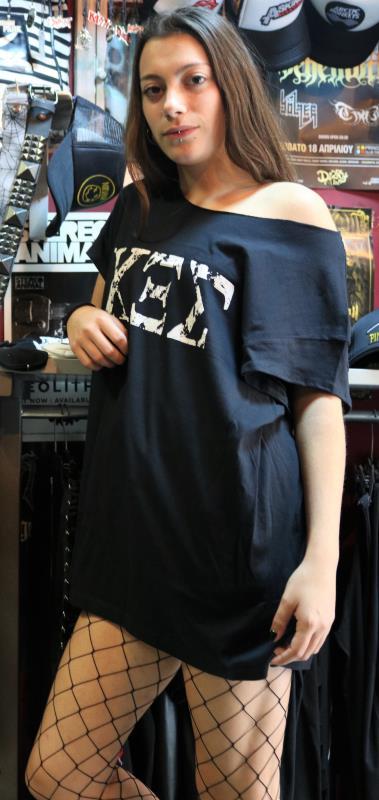 rotting christ-ΧΞΣ tshirt dress