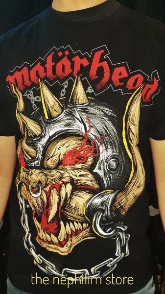motorhead skull