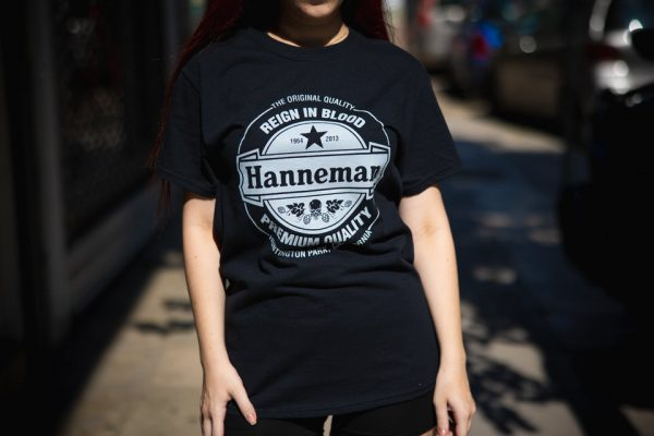 JEFF HANNEMAN–TRIBUTE SLAYER girlie