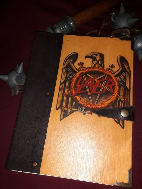 SLAYER-notebook