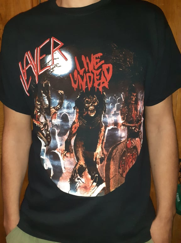 SLAYER-LIVE UNDEAD