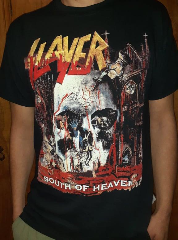 SLAYER-SOUTH OF HEAVEN