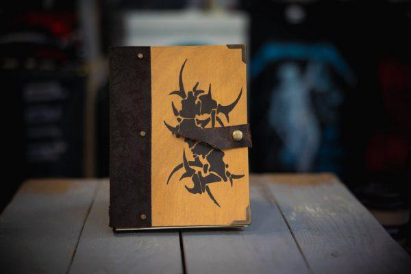 SEPULTURA-notebook