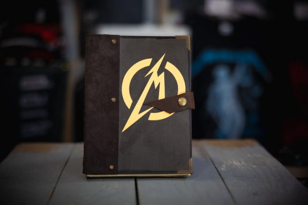Metallica-notebook
