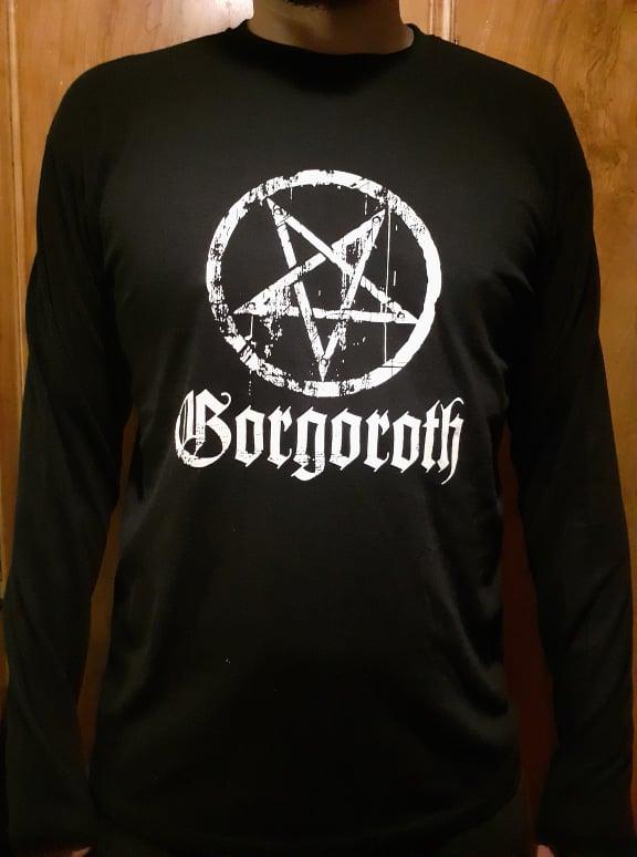 GORGOROTH-PENTAGRAM LONG SLEEVE