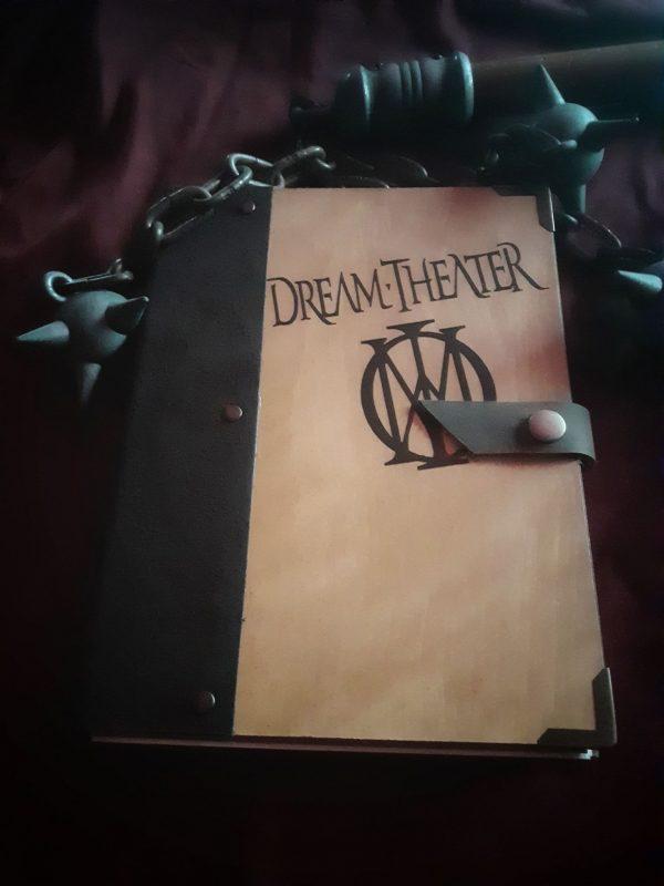 DREAM THEATER-notebook
