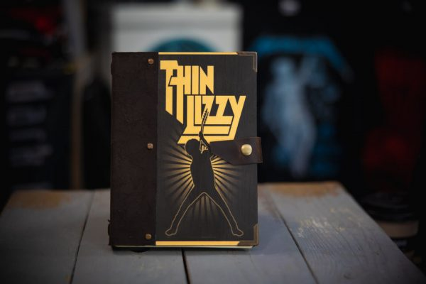 THIN LIZZY-notebook