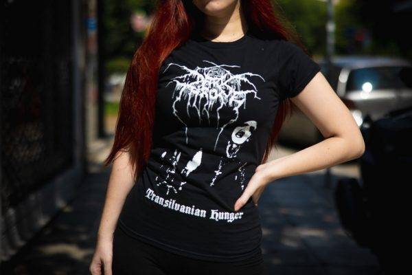 Darkthrone - Transilvanian Hunger Girlie