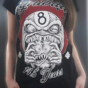 eightball-14,5 years tee girlie