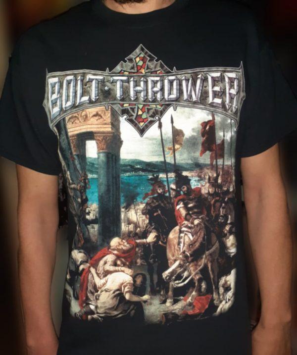 BOLT THROWER-the iv crusade