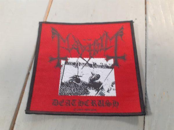 mayhem-deathcrush patch