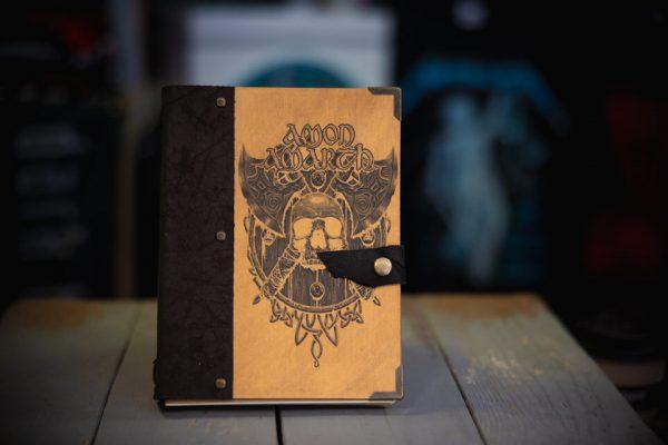 Amon amarth-notebook