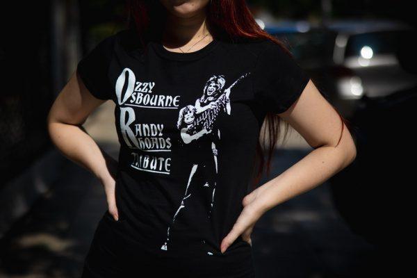Ozzy/Randy roads-tribute girlie