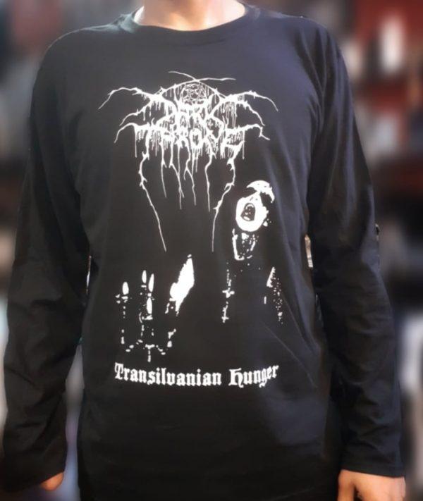 Darkthrone - Transilvanian Hunger Long sleeve