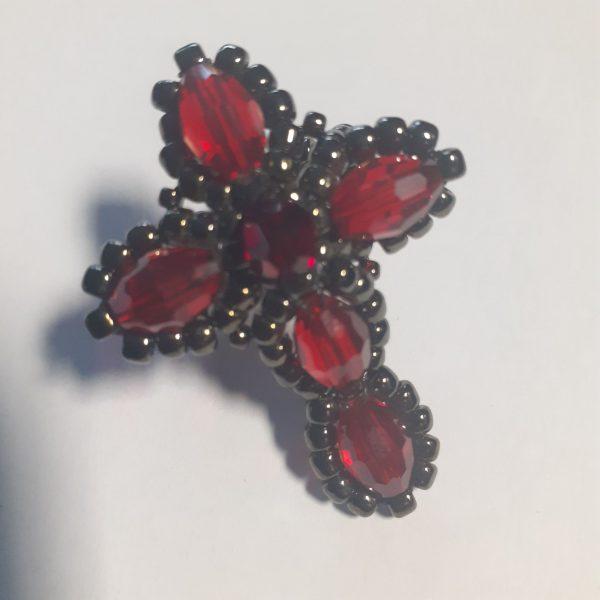 RING-CROSS RED