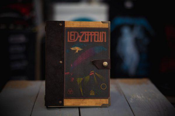 LED ZEPPELIN-notebook