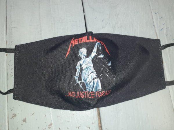 metallica-justice mask