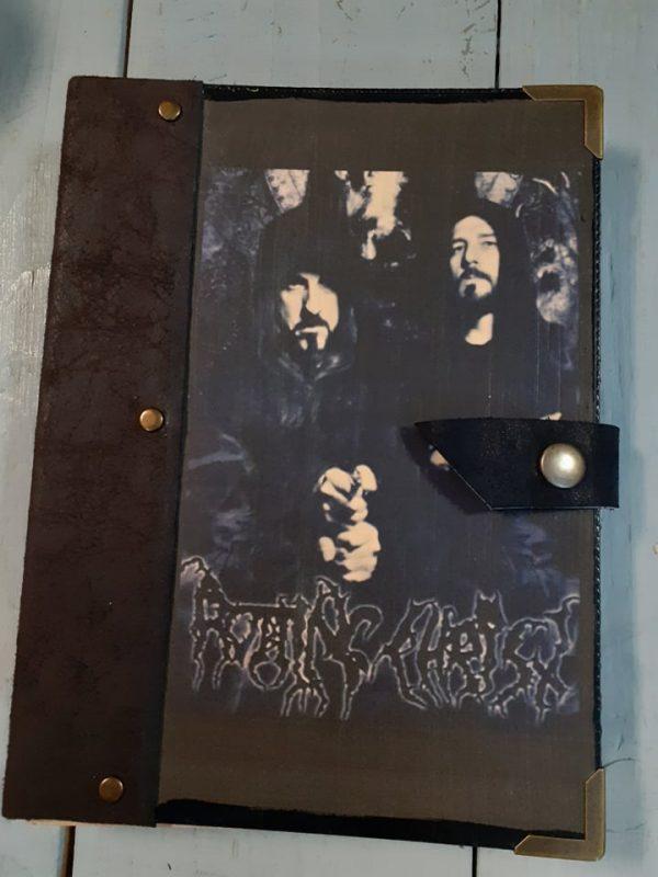 rotting christ-notebook