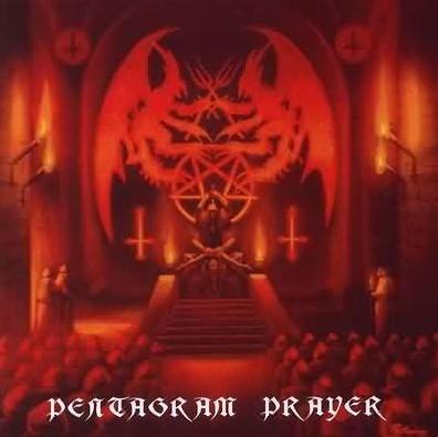 BEWITCHED-PENTAGRAM PRAYER LP SPLATTER