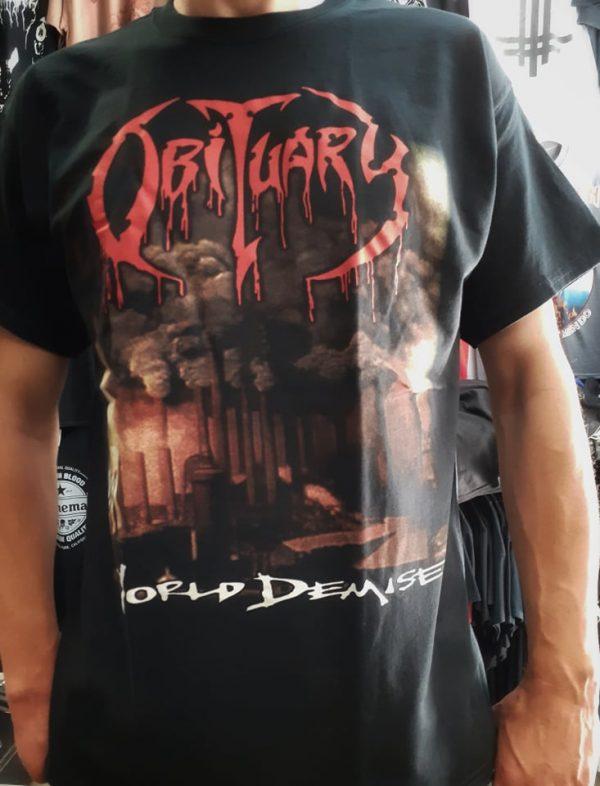 obituary-world demise