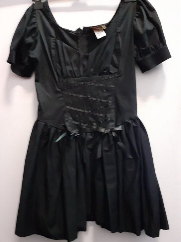 dress black Phaze Clothing