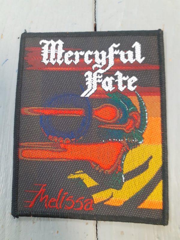 mercyful fate-melissa patch