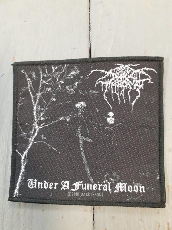 darkthrone-under a funeral moon patch
