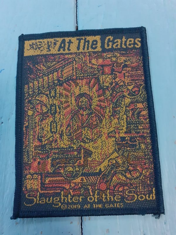 at the gates-slaughter of the soul patch