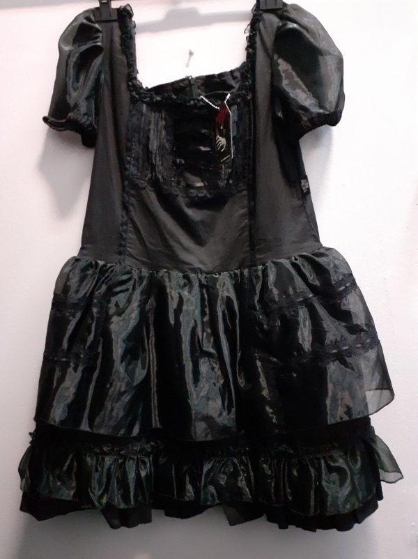 living dead souls dress black