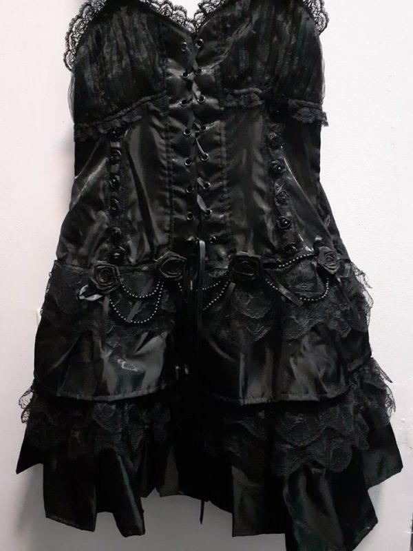 dress living dead souls black roses