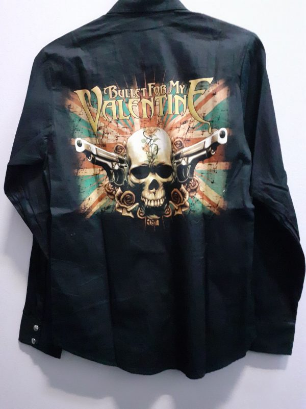 bullet for my valentine worker shirt