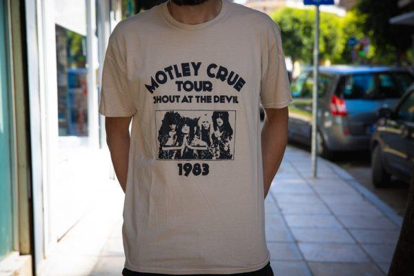 Motley Crue -Shout at the Devil Tour 1983