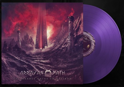 Arrayan Path - The Marble Gates To Apeiron-purple