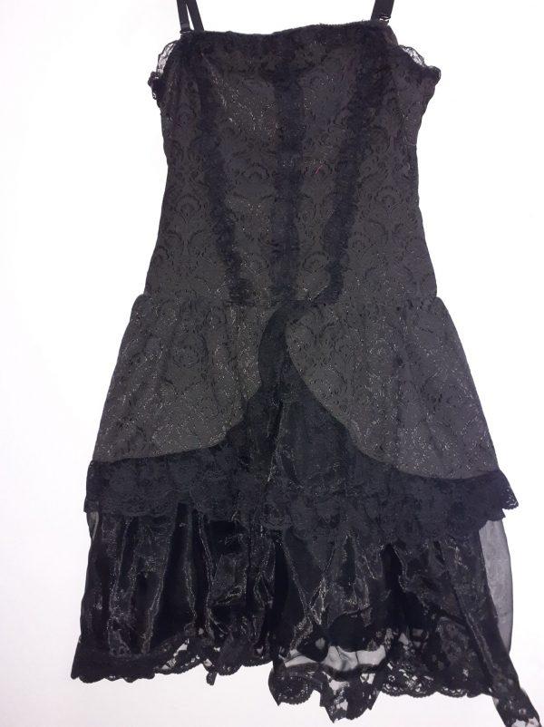 dress black queen of darkness