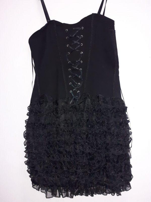 dress dead threads black