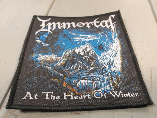 immortal-at the heart of winter patch