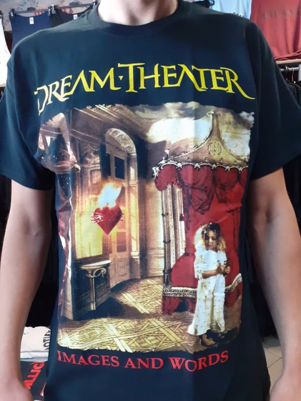 DREAM THEATER- IMAGES AND WORDS