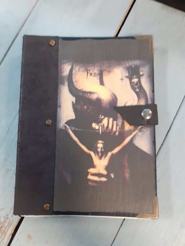 celtic frost-notebook