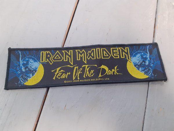 iron maiden-fear of the dark stripe