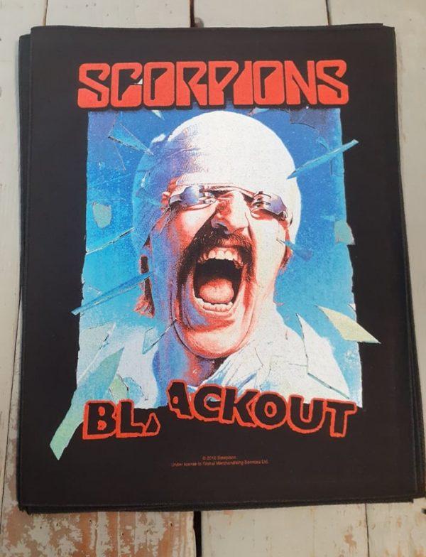 scorpions-blackout backpatch
