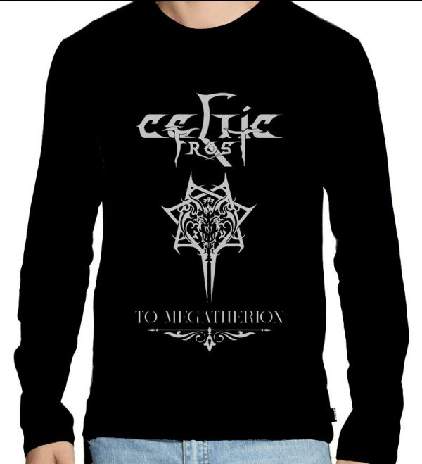 celtic frost to megatherion long sleeve